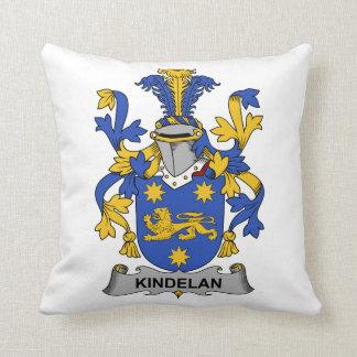 Escudo de la familia de Kindelan Almohadas