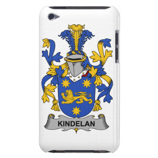 Escudo de la familia de Kindelan iPod Touch Case-Mate Cárcasa