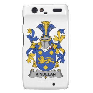 Escudo de la familia de Kindelan Motorola Droid RAZR Carcasa