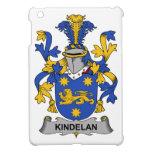 Escudo de la familia de Kindelan iPad Mini Protectores