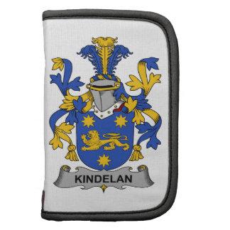 Escudo de la familia de Kindelan Planificadores