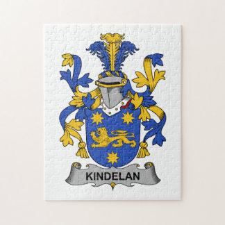 Escudo de la familia de Kindelan Rompecabeza