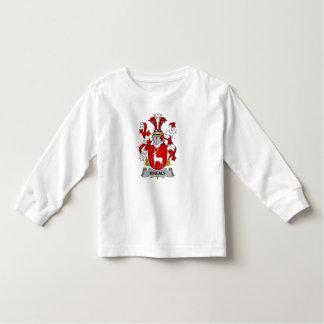 Escudo de la familia de Kinealy T-shirts