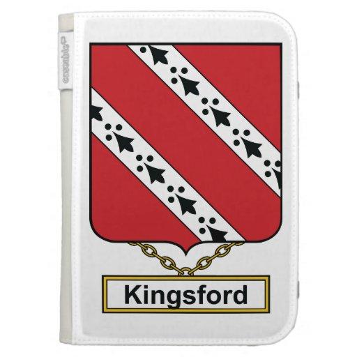Escudo de la familia de Kingsford