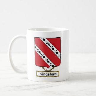 Escudo de la familia de Kingsford Taza Clásica