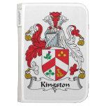 Escudo de la familia de Kingston