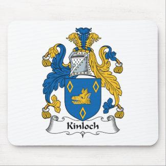 Escudo de la familia de Kinloch Mouse Pad