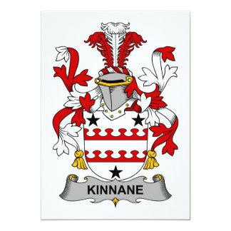 Escudo de la familia de Kinnane