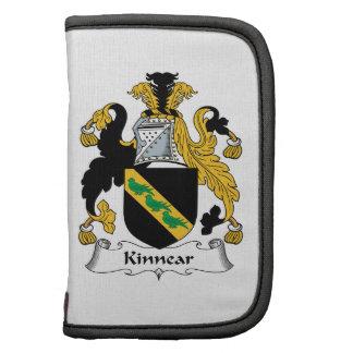 Escudo de la familia de Kinnear Planificador
