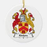 Escudo de la familia de Kintore Ornamento De Navidad