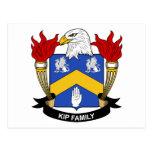 Escudo de la familia de Kip Postal