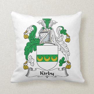 Escudo de la familia de Kirby Cojín