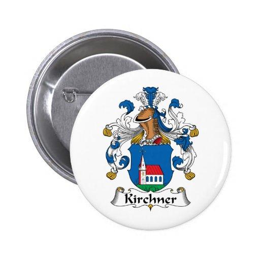 Escudo de la familia de Kirchner Pin