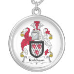 Escudo de la familia de Kirkham Joyeria Personalizada