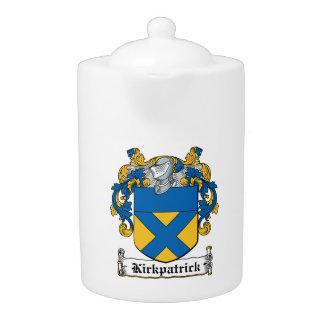 Escudo de la familia de Kirkpatrick