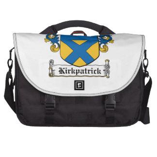 Escudo de la familia de Kirkpatrick Bolsas De Portatil
