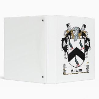Escudo de la familia de Kirwan