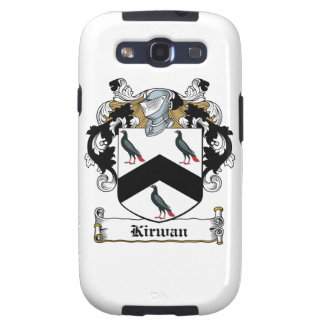 Escudo de la familia de Kirwan Samsung Galaxy S3 Cobertura