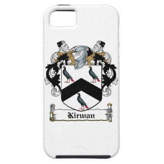 Escudo de la familia de Kirwan iPhone 5 Case-Mate Fundas