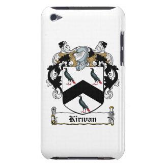 Escudo de la familia de Kirwan iPod Touch Fundas