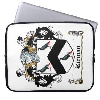 Escudo de la familia de Kirwan Manga Computadora