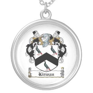 Escudo de la familia de Kirwan Pendiente
