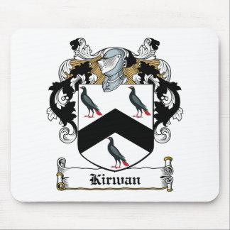 Escudo de la familia de Kirwan Tapete De Raton
