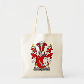 Escudo de la familia de Klingenberg Bolsa