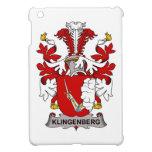 Escudo de la familia de Klingenberg iPad Mini Cárcasas