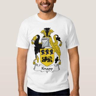 Escudo de la familia de Knapp Camisas