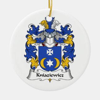 Escudo de la familia de Kniaziewicz Adorno