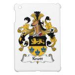 Escudo de la familia de Knott iPad Mini Funda