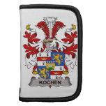 Escudo de la familia de Kochen Planificadores