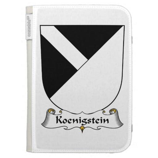 Escudo de la familia de Koenigstein