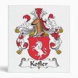 Escudo de la familia de Kofler