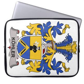 Escudo de la familia de Kohler Manga Portátil