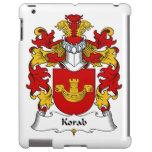 Escudo de la familia de Korab