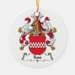 Escudo de la familia de Koss Ornamentos De Reyes Magos
