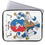 Escudo de la familia de Krahn Mangas Computadora