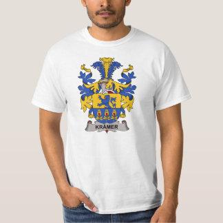 Escudo de la familia de Kramer Camisas