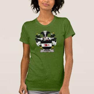 Escudo de la familia de Krebs Camisetas