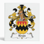 Escudo de la familia de Kreps