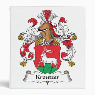 Escudo de la familia de Kreutzer