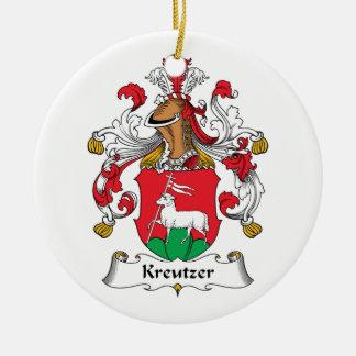 Escudo de la familia de Kreutzer Adorno Para Reyes
