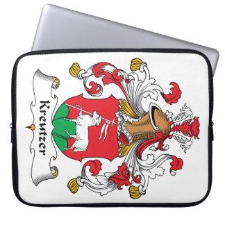 Escudo de la familia de Kreutzer Funda Ordendadores