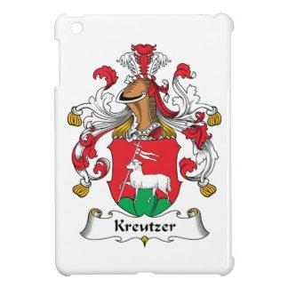 Escudo de la familia de Kreutzer iPad Mini Carcasas