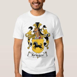 Escudo de la familia de Krieger Camisas