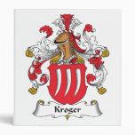 Escudo de la familia de Kroger