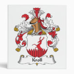 Escudo de la familia de Kroll