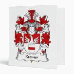 Escudo de la familia de Kromer